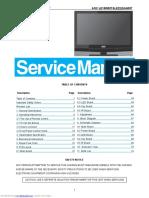 Manual de Servicio - Televisor AOC (LE24H037).pdf