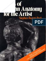 Atlas of Human Anatomy for the Artist - Stephen Rogers Peck
