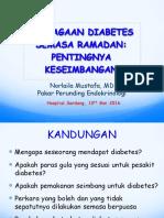 Diabetes Dan Ramadan