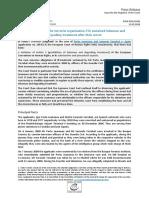 Judgment Portu Juanenea and Darasola Yarzabal v. Spain - Inhuman and Degrading Treatment