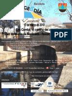 HIDROGEODIA 2018 - Cartel