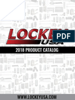 LockeyUSA 2018 Product Catalog