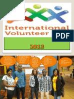 International Volunteer Day VMF Presentation