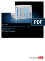 REF620 Product Guide 1MAC506635-PG Rev B