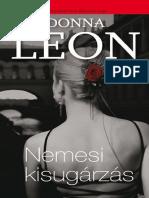 Donna Leon - - Nemesi Kisugarzás