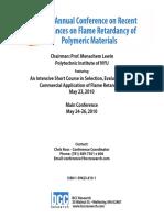 Flame 2010 Brochure