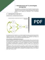 Resumen de Infraestructura TI y Tecnologias Emergentes