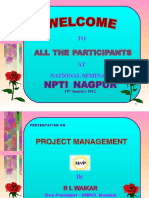 Project Management PPT