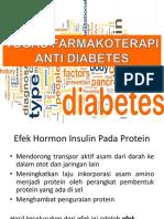 FARMAKOLOGI DIABETES