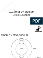 Diseño de Un Sistema Epicicloidadal