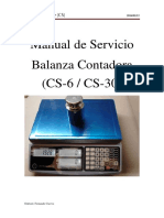 1. Manual Blanza CS-30