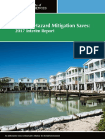 Natural Hazard Mitigation Saves