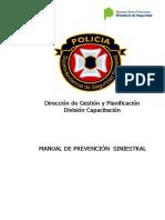Manual Prevencion Siniestral 2017
