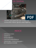 Proyecto Centrales I