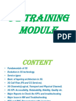 3G Training Module-07 Nov-15
