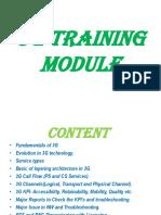 3G Training Module-07 Nov-15