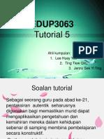 Edup 3093 tutorial5