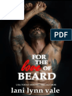 For the Love of Beard the Dixie Warden Rejects MC 7 - Lani Lynn Vale