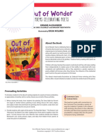 Out of Wonder Teachers' Guide
