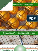 Bubbledeck Presentation