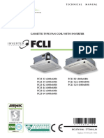 Aermec FCLI Technical Manual Eng