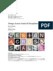 Design and other deciplines.pdf