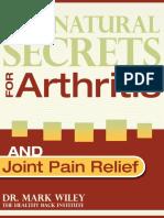 Arthritis e Book PDF