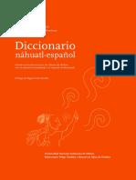 Diccionario de náhuatl