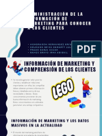Administración de La Información de Marketing Para Conocer