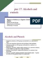 Alcooli vs Fenoli