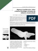 Algumas Considerações Sobre o laudo psy na vara infancia.pdf