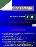 Cáncer esofago
