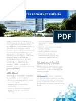 Banyan Whitepaper LEED Water Efficiency Credits