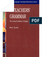 A Teachers' Grammar - The Central Problems of English.pdf