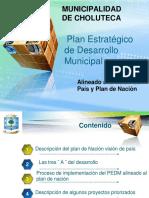 Plan Estrategico de Desarrollo Municipal Alineado Al Plan de Nación