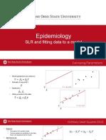 Epidemiology SLR Revised