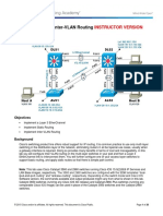 Ccnpv7.1 Switch Lab5-1 Ivl-routing Instructor