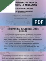 EQUIPO 5.Las Competencias Clave de La Calidad- 3.3-3.4