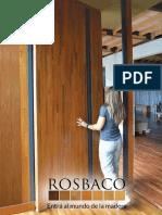 Catalogo Rosbaco
