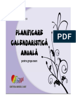 Planificare Grupa Mare