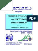 Fenomenos interfaciales en destintado de papel desperdicio.pdf