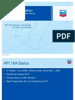 Attachment F  - Spec 16A  Summer 2013 Com mtg-comments.pptx