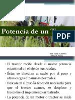 8. Tractor Agricola Potencia 1