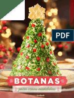 Botanas Navidad-kiwilimon 2016