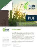 Bonsucro PS STD 4.2 Spanish