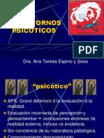 10. TRASTORNOS PSICOTICOS