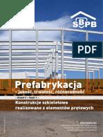 Prefabrykacja konstrukcje betonowe