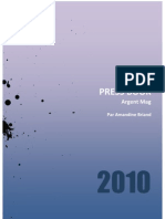 Press Book Amandine Briand