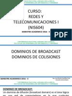 Dominios de Broadcast