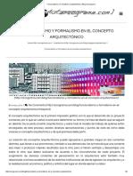 Funcionalismo y Formalismo Arquitectónico _ Blog _ Arcograma